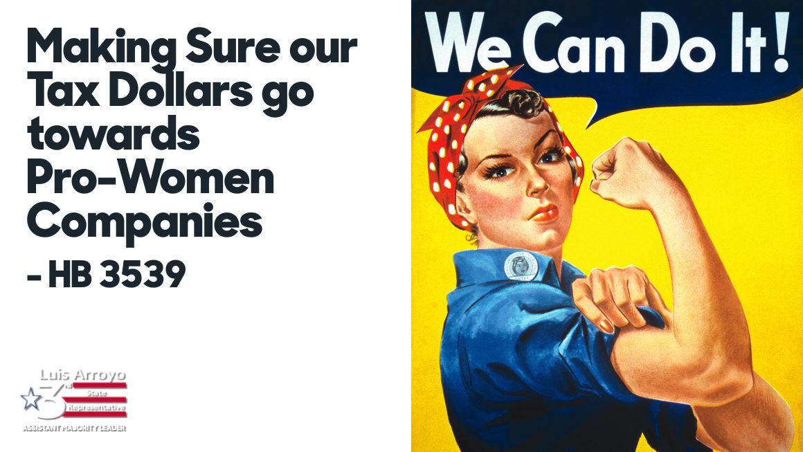 For Pro-Women Companies
